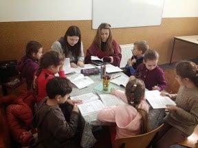 Cum se predă Cuvântul lui Dumnezeu copiiilor de la grădiniţă