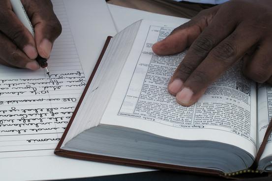 pregătire predică