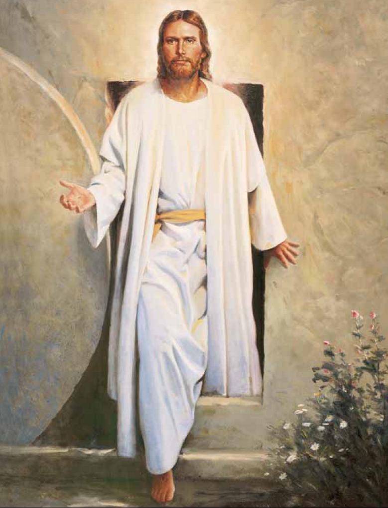 Каким стало тело Иисуса Христа после воскресения?