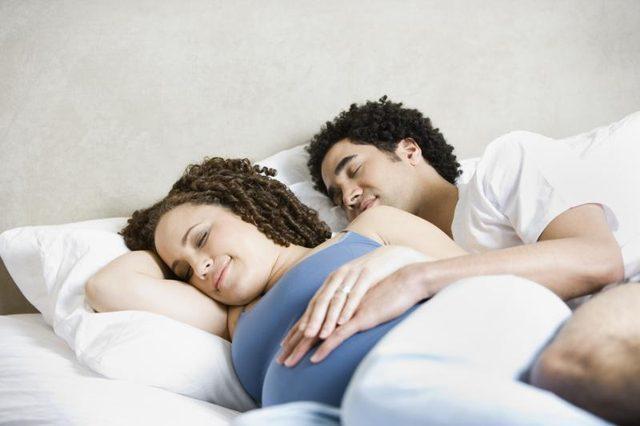 relații intimi în timpul sarcinii