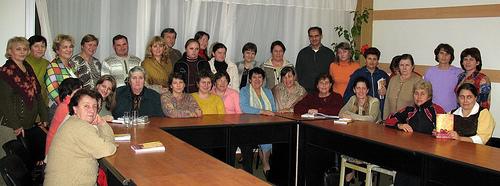 Seminar profesori din școlile publice