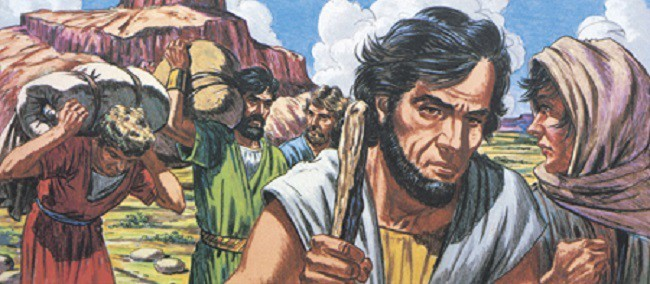 Who were the wives of Cain and Seth?