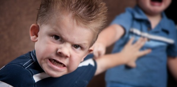 What can you do when children use bad language?