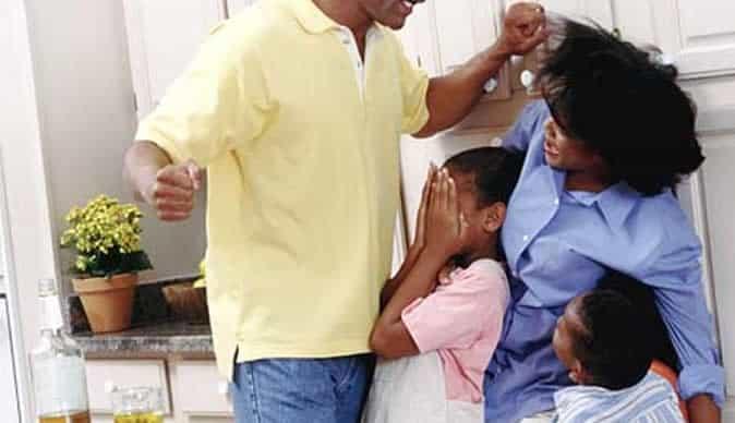 ce să faci dacă ai un soţ violent ?