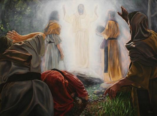 Что просил Илия у Иисуса перед Его вознесением на небо?