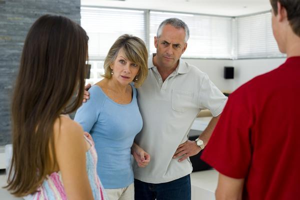 Ce să faci când părinţii interzic să te căsătoreşti?