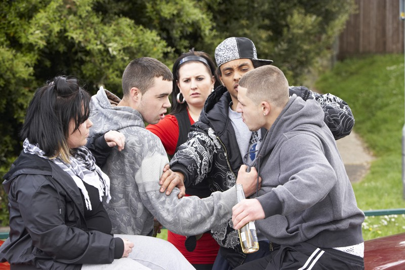 Why teenagers have become aggressive?