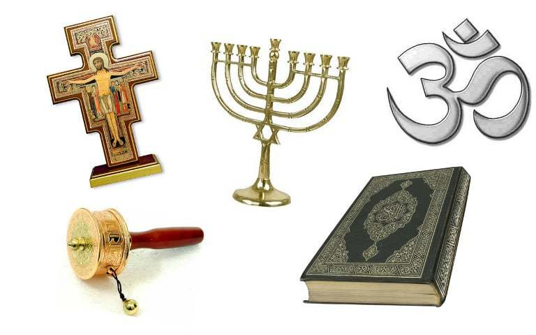 Five (5) truths about religious traditions
