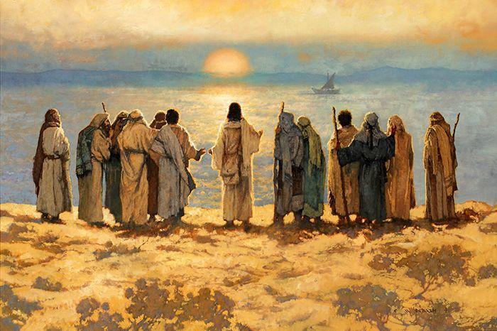 Кто не вкусит смерти до пришествия Христа, грядущего в царствии Его?