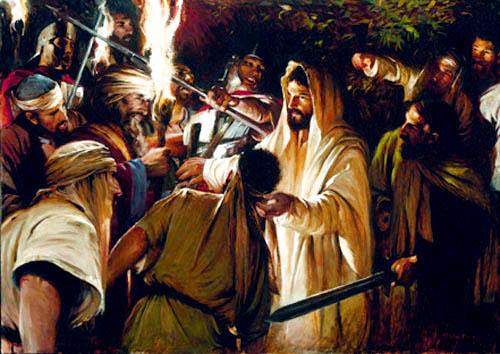 Действительно ли призывает Библия к Джахаду (война против неверных)?
