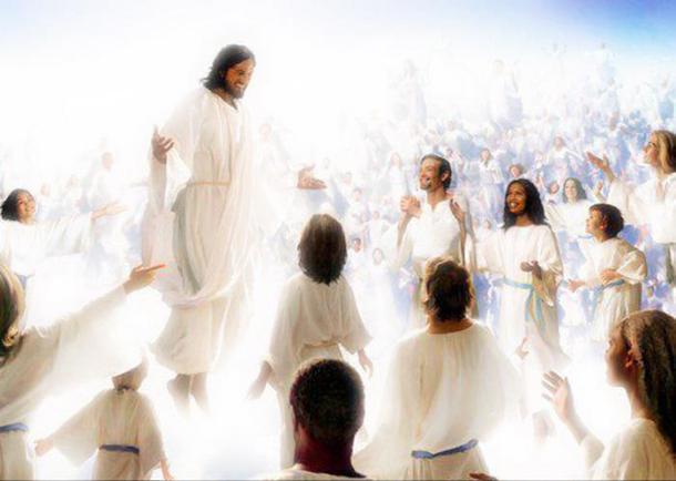 Как будут относиться те, кто был в повторном браке к первому мужу/жене, когда попадут в Царство Небесное?
