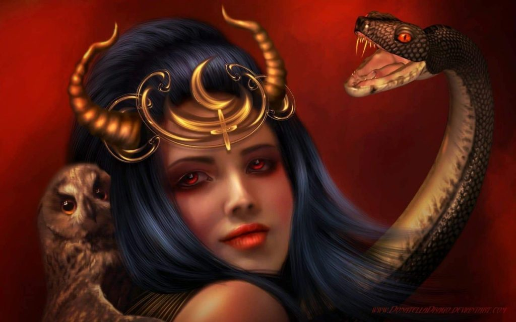 What does the Bible say about Lilith?