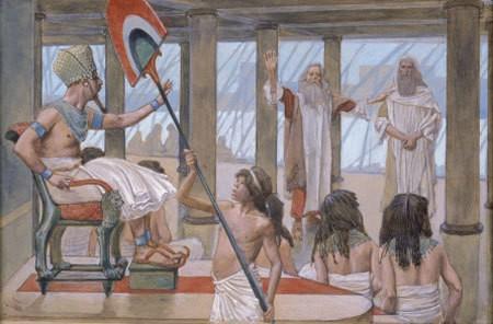 Почему Бог ожесточил сердце Фараона?
