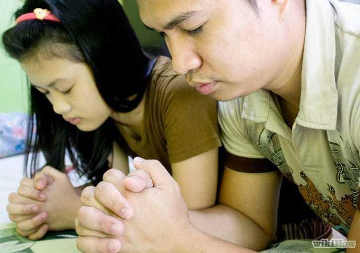 Хорошо ли учить детей иметь страх перед Иисусом?