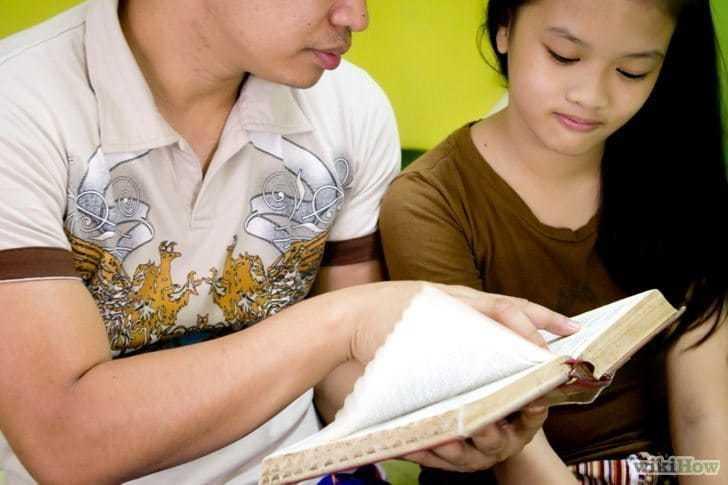 Почему так важно учить детей Библии?