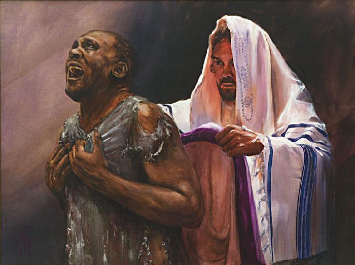 Притча о человеке, у которого было два сына (Матфея 21:28-32)
