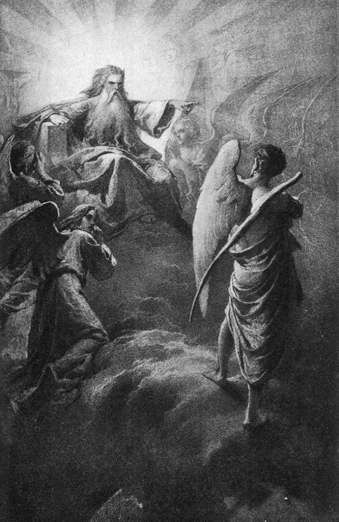 Что говорит Библия о духах злобы поднебесных?
