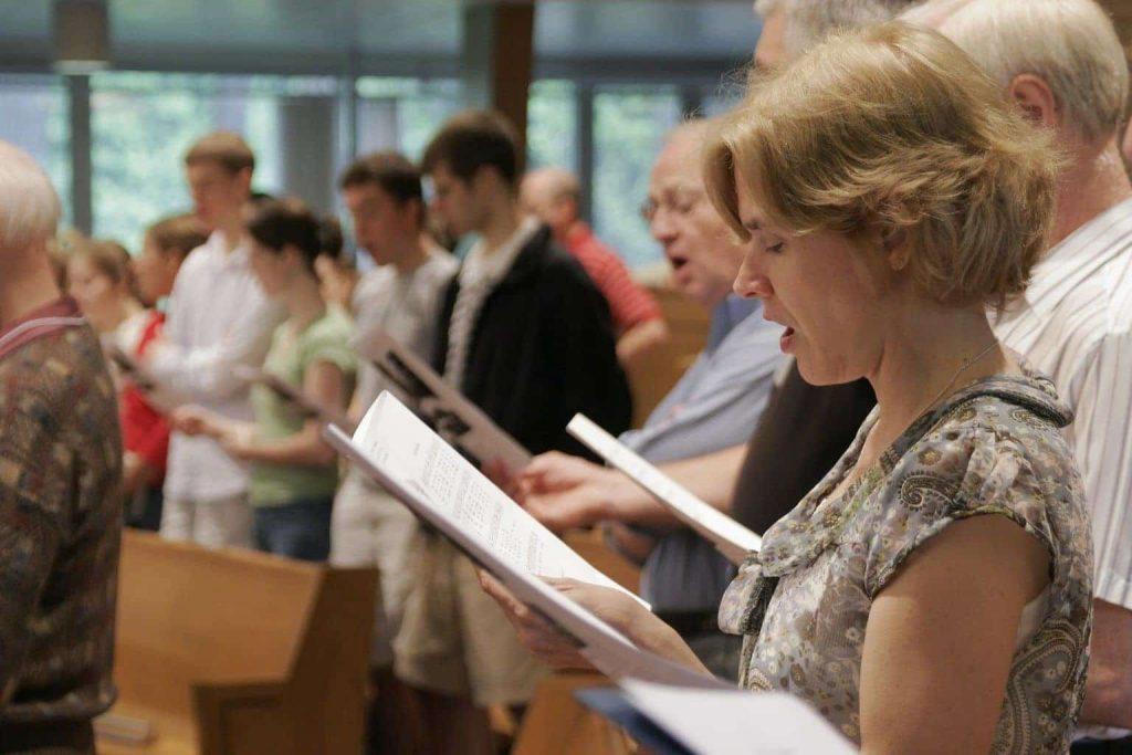 Почему христиане поют?