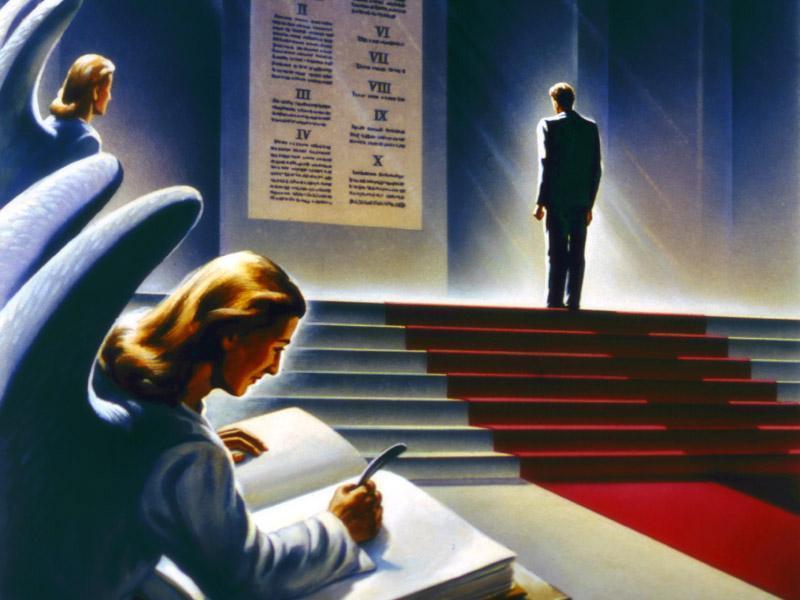 Роль добрых дел на последнем суде
