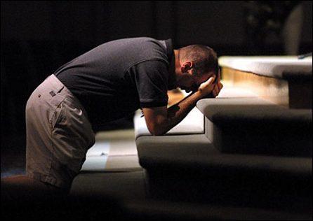 Когда мы получаем прощение грехов и Святого Духа? В день покаяния или крещения?
