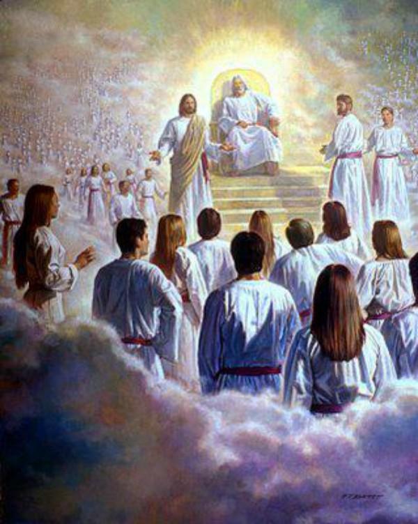 La ce oameni şi la ce desăvîrşire se referă Evrei 11:40?