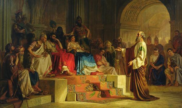 Был ли Апостол Павел лицемером, когда сделался как Иудей для Иудеев?