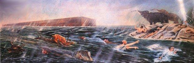Почему при потопе Бог убил и животных?