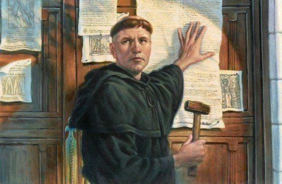Почему Лютер сохранил крещение младенцев?