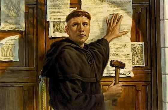 Почему Лютер убрал из Библии апокрифические книги?