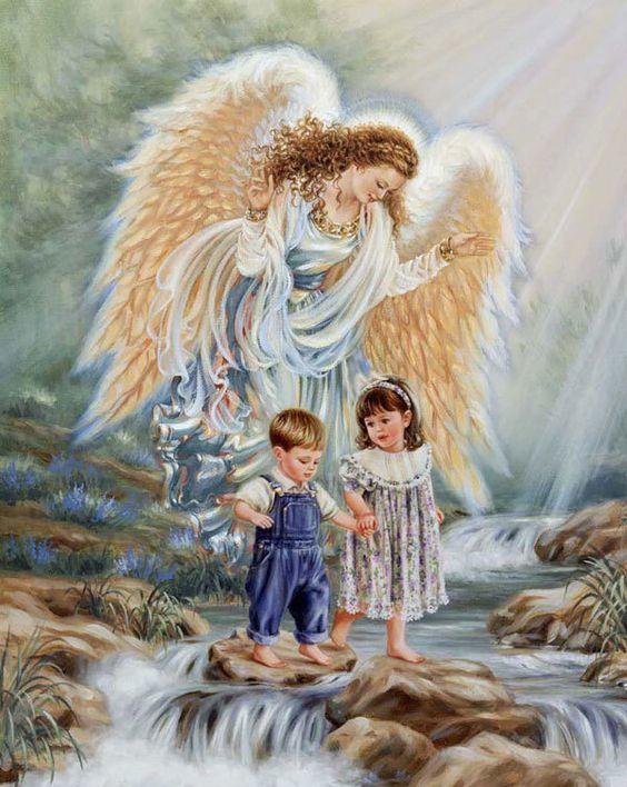 Este adevărat că fiecare copil are un înger?