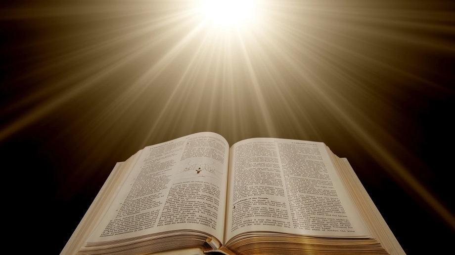 Где написано в Библии, что Писание должно быть единственным авторитетом?