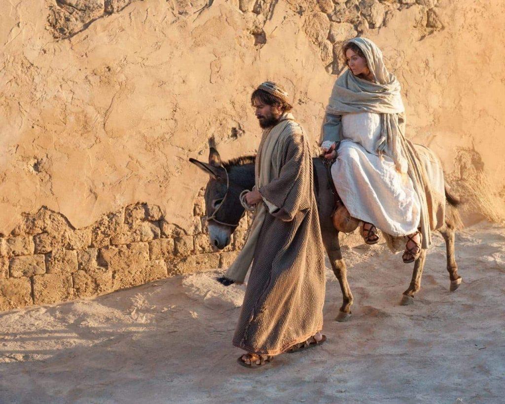 Иосиф и Мария жили в Назарете до рождения Иисуса Христа?