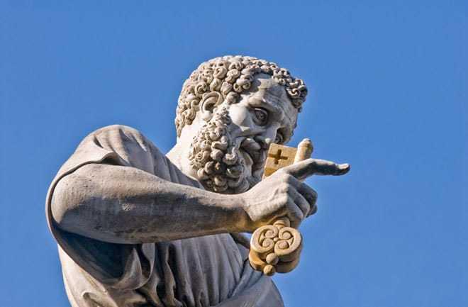 Почему Иисус дал Петру ключи Царства и что это за власть, данная ему? (Матфея 16:19)