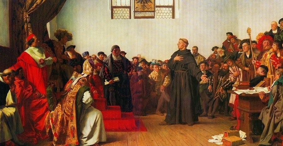 Dacă şi până la apariţia protestantismului Biserica a existat, de ce este nevoie de protestantism?