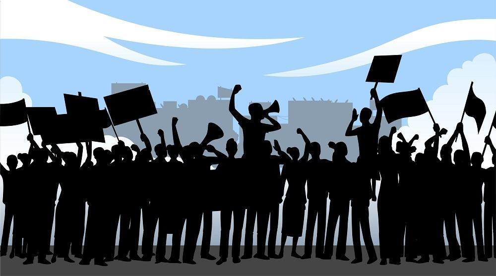 protest creștin