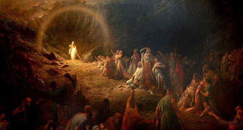 Cine sunt cei de sub pămînt menționați în textul de la Filipeni 2:10?