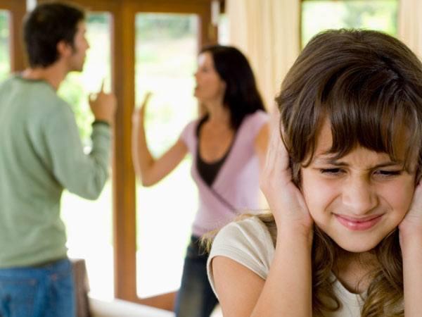 Que faire quand tes parents se disputent toute la journée?