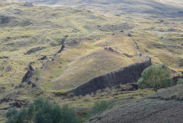 Est-ce que l'arche du Noé a été découverte?