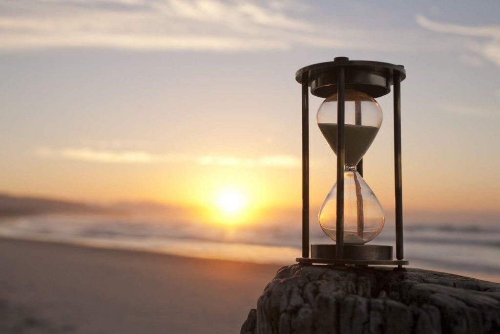 o vreme, două vremi și jumătatea unei vremi
