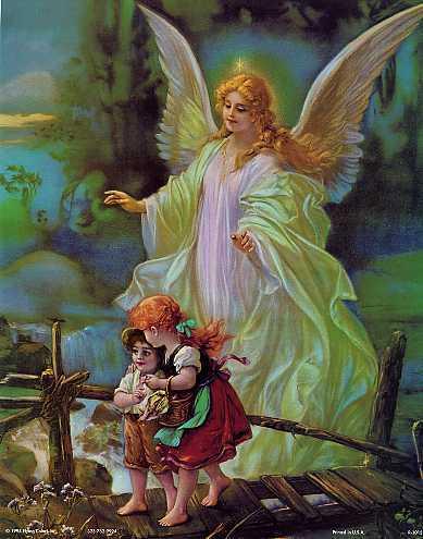 Avons–nous le droit de communiquer avec notre ange protecteur?