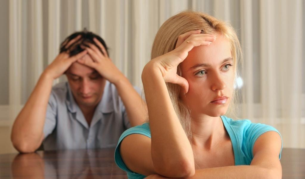 după divorț