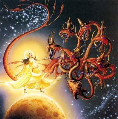 femeia din cartea apocalipsa 12