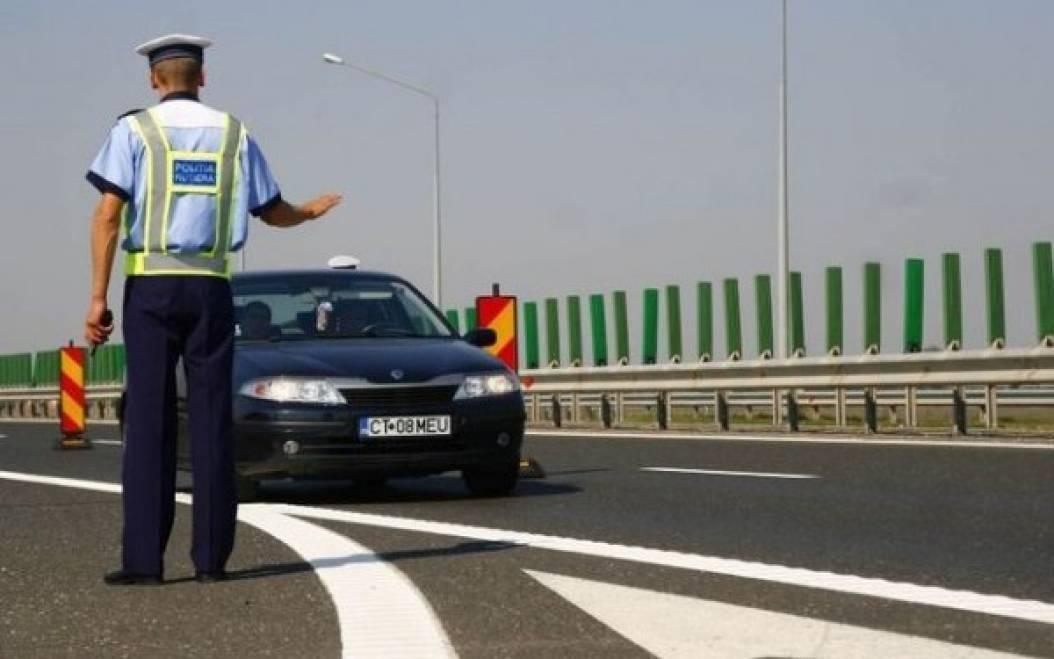 lumina de întâmpinare pentru a preântâmpina existența poliției