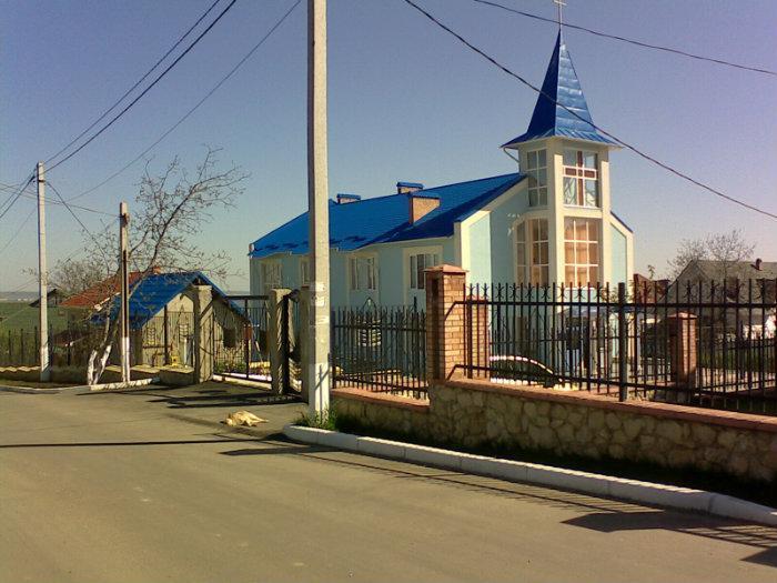 Biserica Harul din Chișinău
