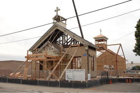 Donație bisericii ortodoxe