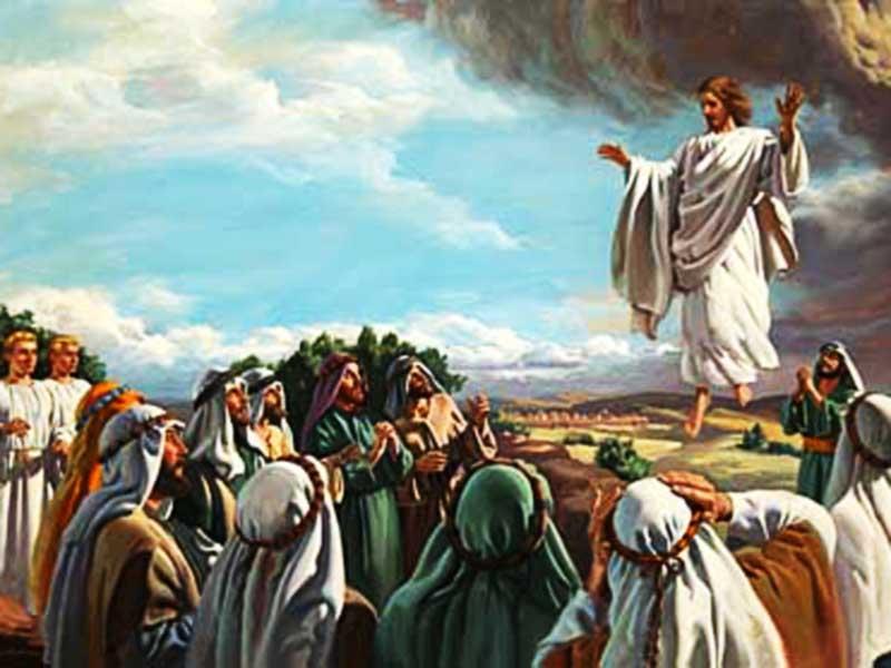 Почему Господь Иисус поднялся на небо?