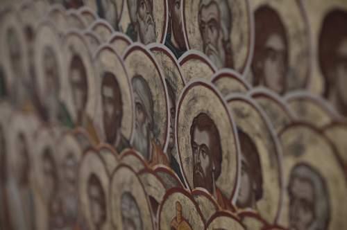 cinstirea sfinților