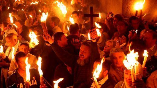 Minunile cu focul haric și întoarcerea apelor Iordanului au pus protestanții pe gânduri
