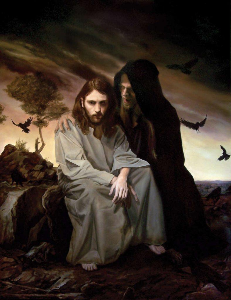 Satana ispitește pe Hristos