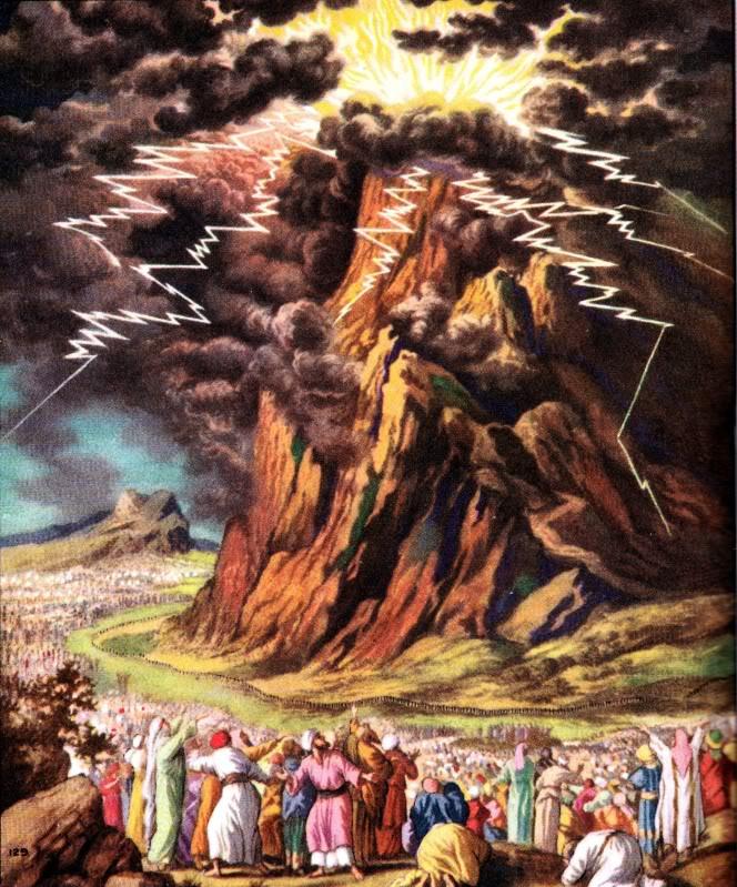 sfinții vechiului testament